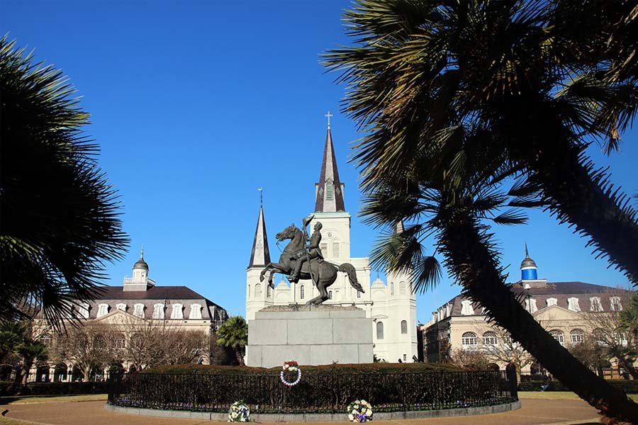 New Orleans Spring Break Destinations 2018 French Quarter