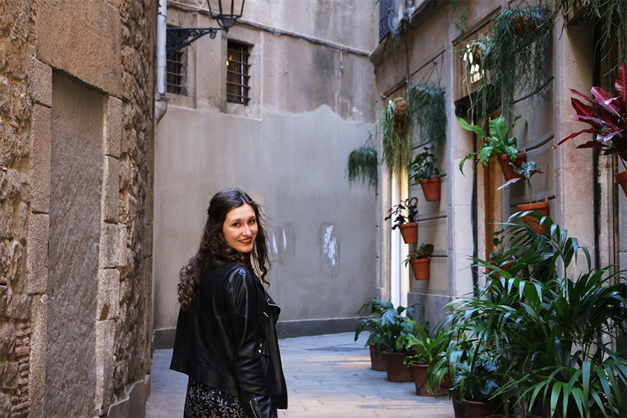 Sightseeing in the Gothic Quarter
