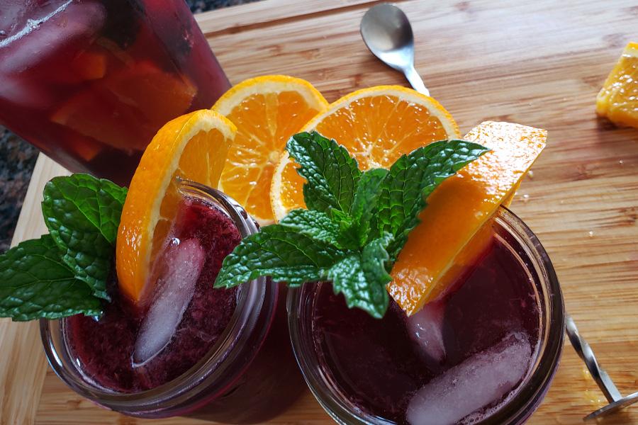 Traditional Red Spanish Sangria Recipe